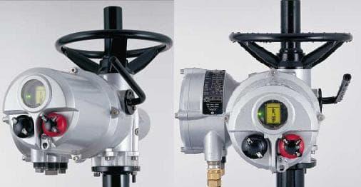 rotork电动执行机构