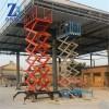 济南百铸8米/10米/12米高空维修专用升降机升降平台