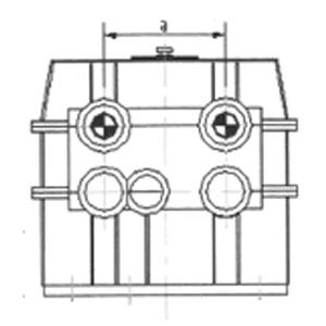hfy型减速器的特点与适用范围hfy型减速器是混捏锅传动