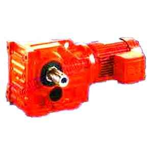 K斜齿轮―伞齿轮减速电机