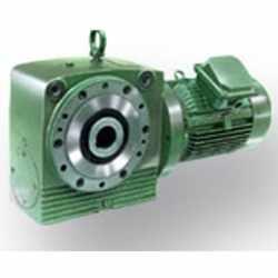 供应斜齿轮-蜗轮减速机