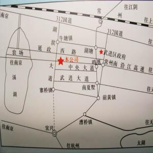 供应厂址图